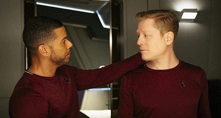 Stamets and Hugh